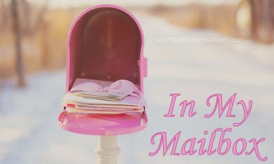 In my mailbox #3