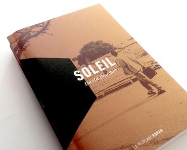 Soleil: un premier roman éblouissant