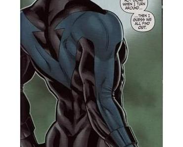Ode aux fesses de Nightwing