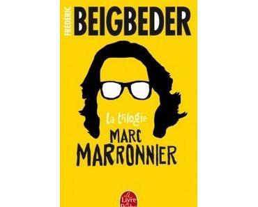 La Trilogie Marc Marronier, Frédéric Beigbeder