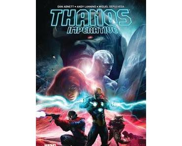 MARVEL DELUXE : THANOS IMPERATIVE
