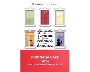 L'immeuble des femmes qui ont renoncé aux hommes - Karine Lambert #78