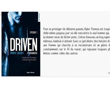Driven | K. Bromberg (Driven #1)