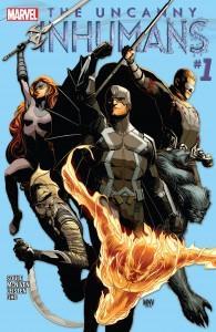 The Uncanny Inhumans #1