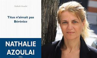 Le prix Médicis attribué à Nathalie Azoulai