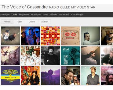 Découvrez la musique de Jimmy Palmiotti avec The Voice of Cassandre