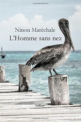 ⚓ J'ai jeté l'encre avec « L'homme sans nez » de Ninon Maréchale