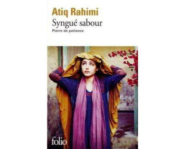 Syngué Sabour d'Atiq Rahimi