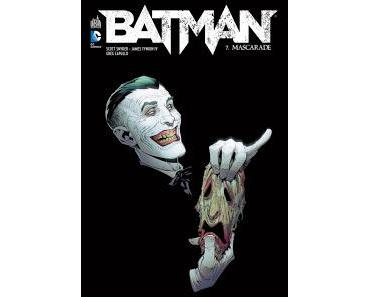 BATMAN TOME 7 : MASCARADE