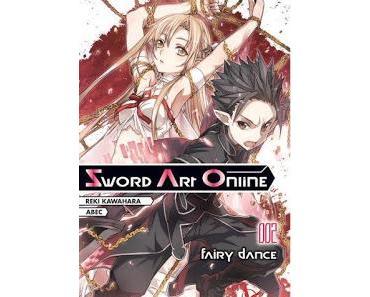 Sword art Online (roman), tome 2 : Fairy dance de Reki Kawahara et abec
