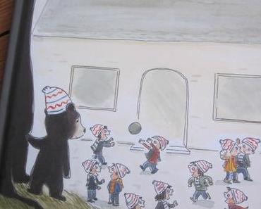 Un Ours à l'école, de Jean-Luc Englebert
