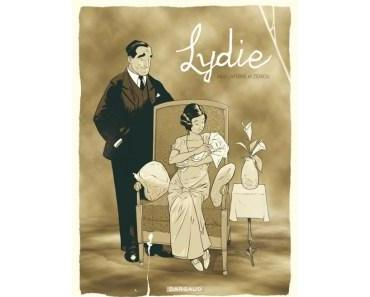 Lydie • Jordi Lafebre et Zidrou