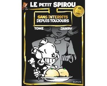 25 ans du Petit Spirou: les 4 vérités de Tome et Janry