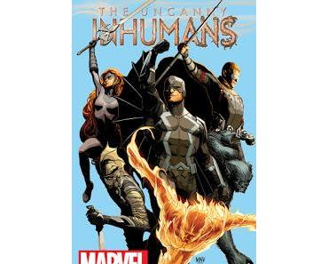 THE UNCANNY INHUMANS #1 : LA REVIEW ALL-NEW ALL-DIFFERENT
