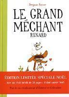 Le grand méchant Renard : édition limitée spéciale Noël - Benjamin Renner