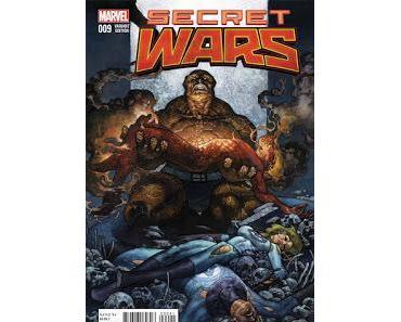 SECRET WARS #9 LA CONCLUSION : RENDEZ-VOUS LE 13 JANVIER
