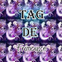 TAG spécial Les lectures de Frimousse !