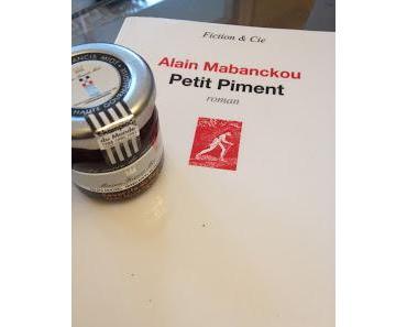 Petit Piment, Alain Mabanckou