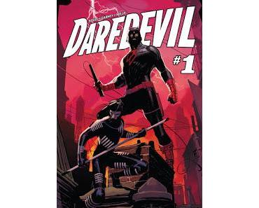 DAREDEVIL #1 : LA REVIEW ALL-NEW ALL-DIFFERENT