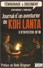 Journal d'un aventurier de Koh Lanta de Javier Rodriguez et Bruno Adams