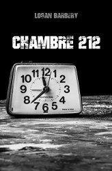 Chronique de lecture : Chambre 212 de Logan Barbery