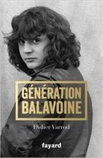 Génération Balavoine - Didier Varrod