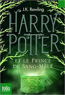 [Chronique n°104] Harry Potter et le prince de sang-mêlé - J.K Rowling
