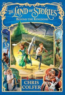 [Chronique n°112] Le pays des contes (T4) : Beyond the Kingdoms - Chris Colfer