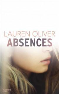 [Chronique n°113] Absences - Lauren Oliver