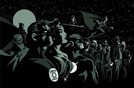 the new frontier darwyn cooke