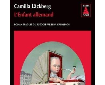 L'enfant allemand de Camilla Läckberg