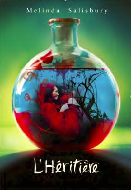 L'héritière de Melinda Salisbury | Un univers de fantasy passionant