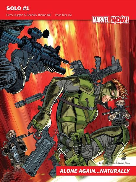 Marvel Comics dévoile le reste de son catalogue d'automne