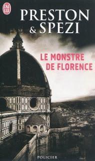 Le monstre de Florence de Douglas Preston et Mario Spezi
