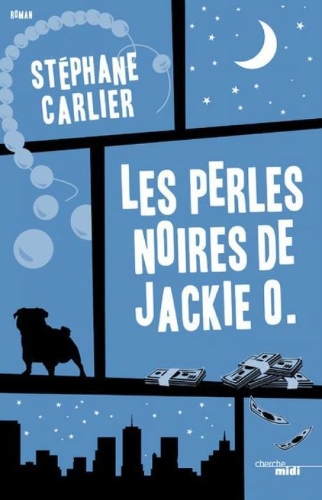 les perles noires de jackie o
