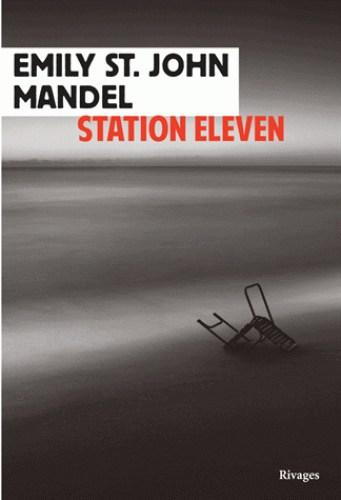 Couverture Station Eleven