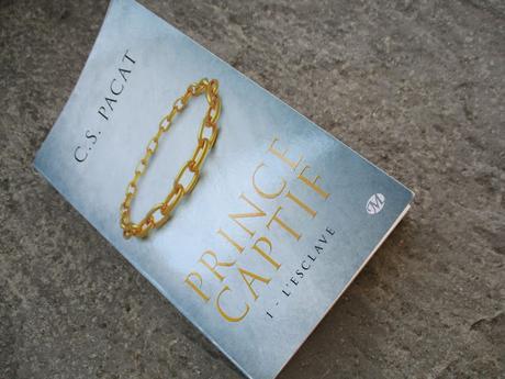 Prince Captif de C.S Pacat   Mélange de fantasy et d'érotisme