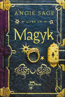 [Angleterre] Magyk, tome 1.