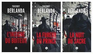 La fureur du prince - Thierry Berlanda