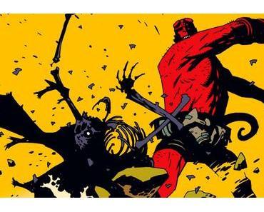 Hellboy Tome 1 : Les Germes de la destruction