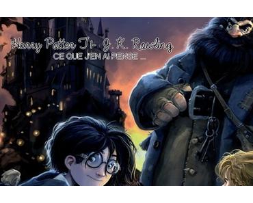 Harry Potter T1 – J. K. Rowling.