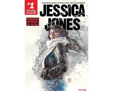 JESSICA JONES #1 : LE RETOUR DU DUO BENDIS-GAYDOS EST EXCELLENT