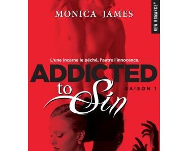 Addicted to Sin – Saison 1 ⋆ Monica JAMES