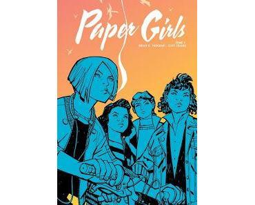 PAPER GIRLS TOME 1 : LE NOUVEAU TITRE DE BRIAN K.VAUGHAN CHEZ URBAN COMICS
