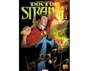 DOCTOR STRANGE TOME 1 : LES VOIES DE L'ETRANGE