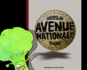 """Avenue Nationale"" de Jaroslav Rudis"