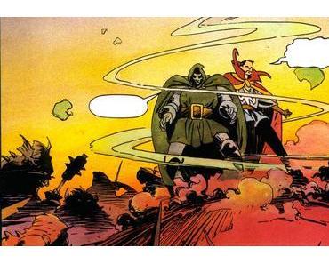 Docteur Strange et Docteur Fatalis : Triomphe et Tourment