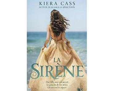 'La Sirène' de Kiera Cass