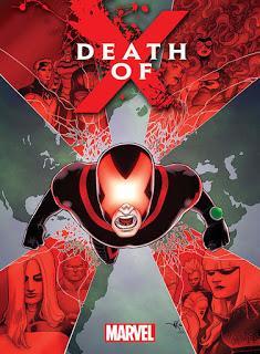 DEATH OF X #1 : LE DESTIN FUNESTE DE SCOTT SUMMERS