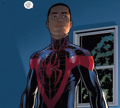 OMNIBUS ULTIMATE SPIDER-MAN : LES (MES)AVENTURES DE MILES MORALES
